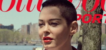Rose McGowan 'was very disappointed' with Obama: 'he would not meet my eyes'
