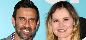 Geena Davis and her husband are divorcing after 17 years