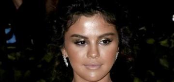 Selena Gomez 'clapped back' at people making fun of her horrid Met Gala look