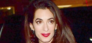 Amal Clooney wore pants to the Met Gala because of female empowerment