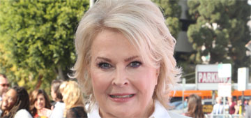 Candice Bergen fainted while getting injections at the dermatologist