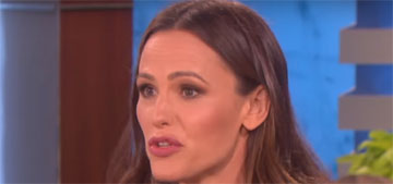 Jennifer Garner's advice to new moms: 'You will get your bodies back [and] your lives back'