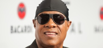Stevie Wonder disses Kanye West: 'We all know that slavery was not a choice'