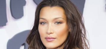 Bella Hadid: 'I never go a day without smiling', I just look 'bored' because I'm modeling