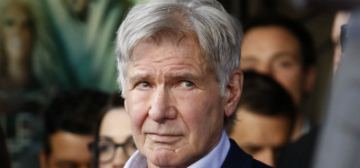 Harrison Ford crashed Alden Ehrenreich's interview: 'Get out of my life'