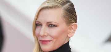 Cate Blanchett in Givenchy ruffles at Cannes: surprisingly stunning or a giant nope?