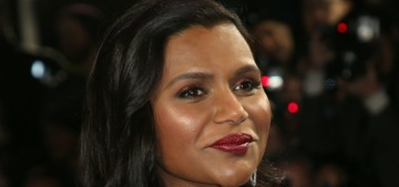 Mindy Kaling sparks debate: 'I think we will regret this tiny sunglasses look'