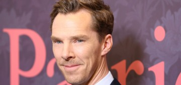Benedict Cumberbatch: Men should turn down projects where women are paid unequally