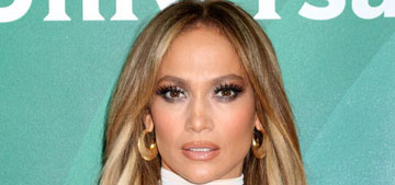 Jennifer Lopez was told to lose weight: 'This is who I am. I'm shaped like this'