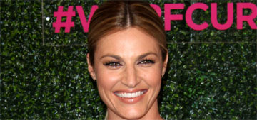 Erin Andrews: 'Every two hours a woman dies of cervical cancer'