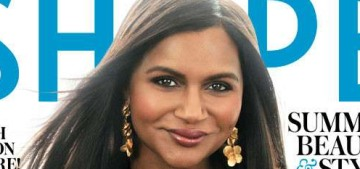 Mindy Kaling only gained 27 lbs while pregnant: 'I exercised until the morning I gave birth'