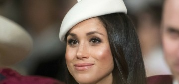 Us Weekly: Meghan Markle is already her own woman, she'll choose her own issues