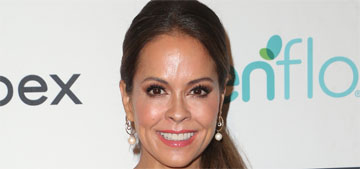 Brooke Burke Charvet on whether you should date before you are officially divorced