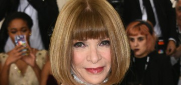 L&S: Sources insist that Anna Wintour will be fired over Memorial Day weekend
