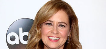 Jenna Fischer didn't watch A Quiet Place, couldn't see John and Emily in peril