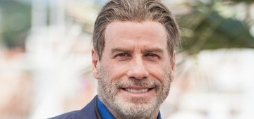 John Travolta doesn't know 'a ton' about #MeToo: 'I'm a citizen of the globe'