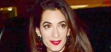 People: 'No one at Tom Ford is irate' at Amal Clooney for the Met Gala drama