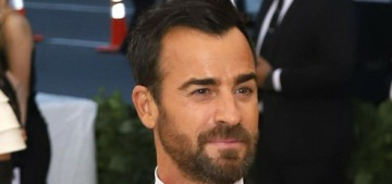 Star: Justin Theroux & Emma Stone were likely hooking up on the DL for 'months'