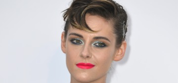 Kristen Stewart in Chanel at the Cannes amfAR gala: stunning or unflattering?