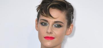 Kristen Stewart in Chanel at the Cannes amfAR gala: stunning or unflattering?