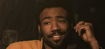 'Solo' screenwriter: Lando Calrissian is probably pansexual, 'there's a fluidity'