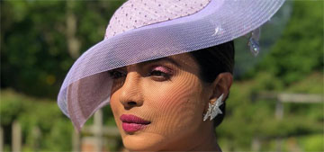 Priyanka Chopra in Vivienne Westwood at the Royal Wedding: amazing?