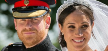 Ladies and gentlemen, their royal highnesses, the Duke and Duchess of Sussex