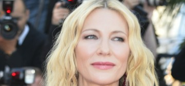 Cate Blanchett in McQueen at the Cannes Closing Ceremony: awful or amazing?