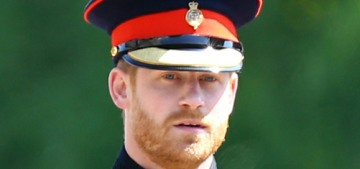 No, Prince Harry did not leave one seat empty in the chapel for his late mother