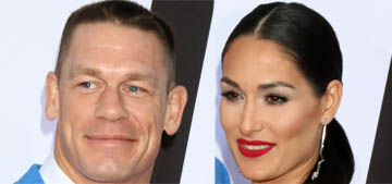 John Cena and Nikki Bella spotted out together after their breakup