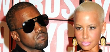 Amber Rose on Trump: 'OMG, that is Kanye in a white man's body'