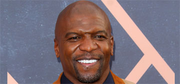 Terry Crews on MeToo: 'Women have been talking about this & men have turned off'