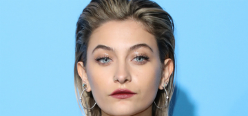 Paris Jackson on her relationship with her family: 'it is no one's business but ours'