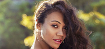Zoe Saldana:  'We often equate success with our physical beauty. It's so f-ed up'
