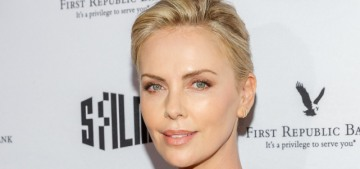 Charlize Theron will play Megyn Kelly in a movie about Roger Ailes & Fox News