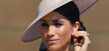 Why did Duchess Meghan's Goat dress have such maternity-wear vibes?