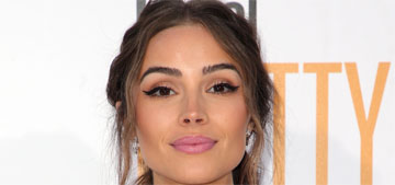 Olivia Culpo's summer beauty tip is no mascara 'you look cool, not like you're trying hard'