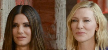 Will 'Ocean's 8′ encourage little girls to grow up and pursue a life a crime?