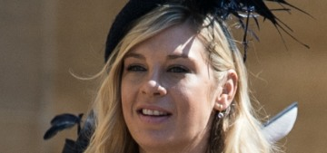 Prince Harry had a 'final call' with Chelsy Davy pre-wedding, she was 'quite emotional'