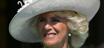 Duchess Camilla on the wedding: 'We all wondered whatever would happen next'