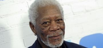 Morgan Freeman offers bare-bones apology for making women feel 'uneasy'