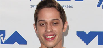 Pete Davidson: 'I may be crazy but at least I'm aware of it and not afraid to be honest'