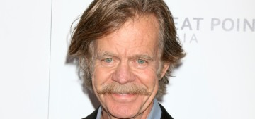 William H. Macy wants his daughters to have 'a lot of sex in their lifetime'