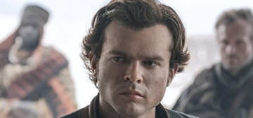 'Solo: A Star Wars Story' is struggling at the domestic & international box office