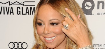 Mariah Carey has sold the 35-carat diamond ring given to her by James Packer