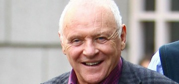 Anthony Hopkins: 'I'm not cold' about being estranged from my daughter