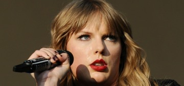 Was it offensive when a BBC journalist told Taylor Swift that she needed a shower?