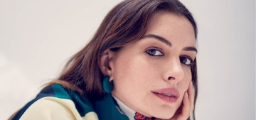 Anne Hathaway on her critics: 'I have a history of being shamed and humiliated'