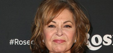 ABC cancels 'Roseanne' after Roseanne Barr tweeted racist sh-t about Valerie Jarrett
