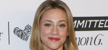 Lili Reinhart to people calling her pregnant: I will never apologize for my body